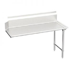 Right side stainless steel clean table