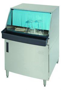 MD DF industrial dish machine