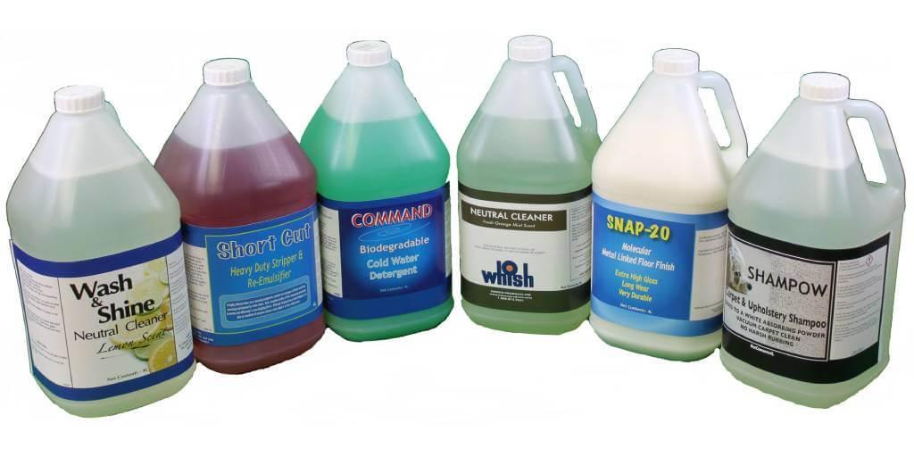 6 industrial floor cleaners - hawco