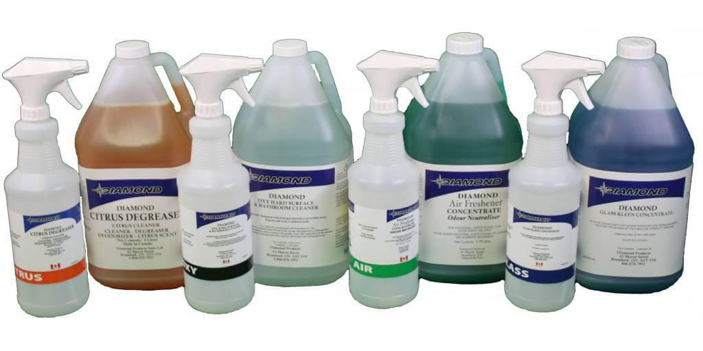 industrial housekeeping chemicals